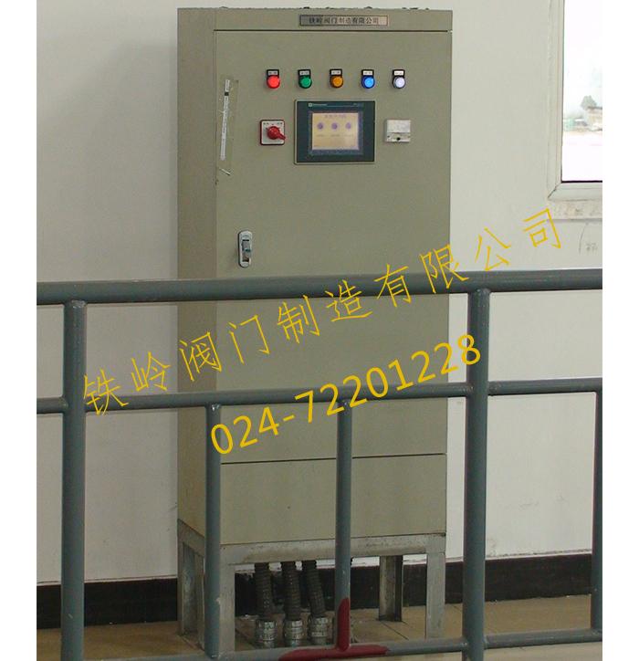 液控系统PLC电气控制柜