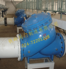 多功能水泵控制阀门