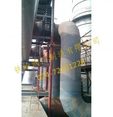 加热炉出口电动阀门DN1600