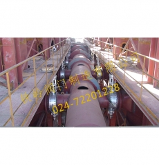 页岩炼油阀门干馏炉DN600高温阀门