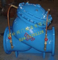 多功能水泵控制阀(膜片式)