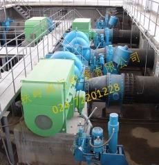 液控止回蝶阀安装在水泵出口