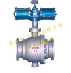 MQ647F气动喷煤粉专用球阀