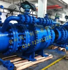水电站进水球阀成套组合