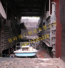 铸铁镶铜电动方闸门
