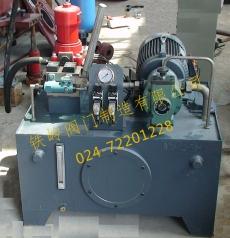 大流量单油泵液压站
